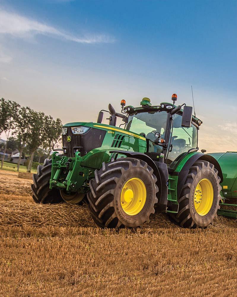 JOHN DEERE Gamme Agriculture