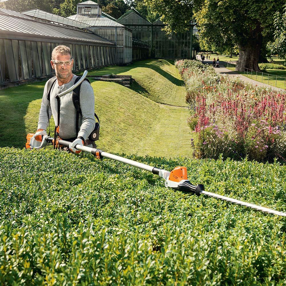 STIHL Gamme matériels d'entretien des espaces verts